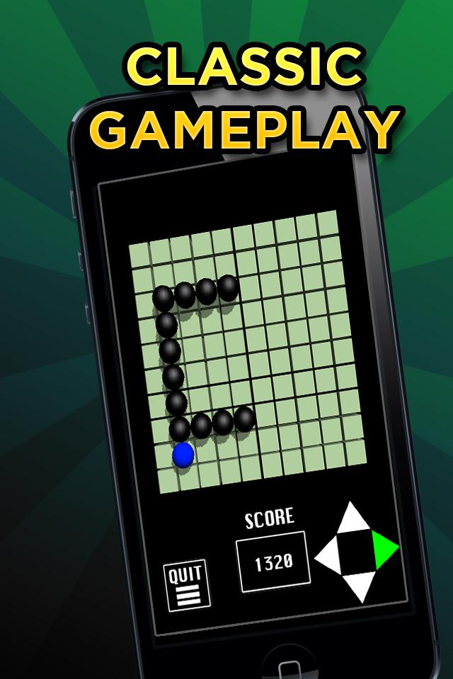 Screenshot Snake Classic 3D